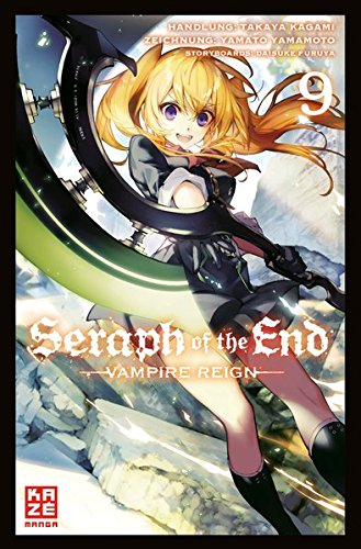 Seraph of the End 09: Vampire Reign