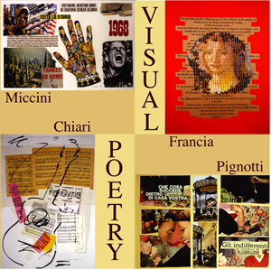 Visual Poetry: Contemporary Art from Italy