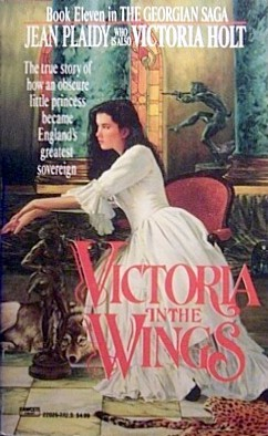 Victoria in the Wings