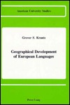 Geographical Development of European Languages