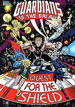 Guardians of the Galaxy: Quest for the Shield