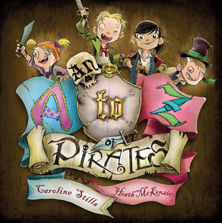 An A to Z of Pirates