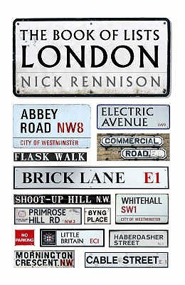 The Book of Lists: London