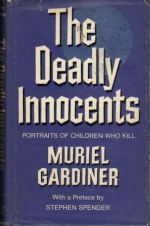The Deadly Innocents: Portraits of Children who Ki...
