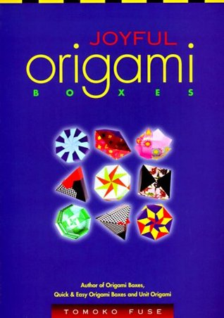 Joyful Origami Boxes: A Basic Book for Beginners