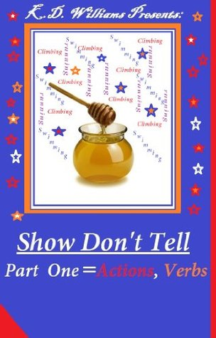 (Actions, Verbs-Part One) Show Don't Tell Dictiona...