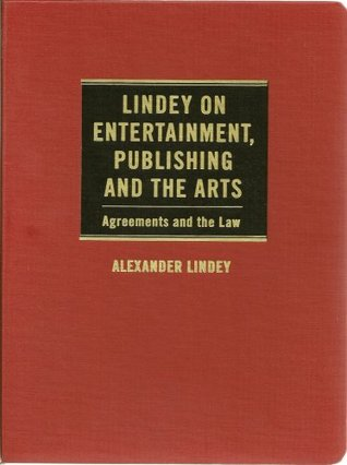 Lindey On Entertainment, Publishing and the Arts: ...