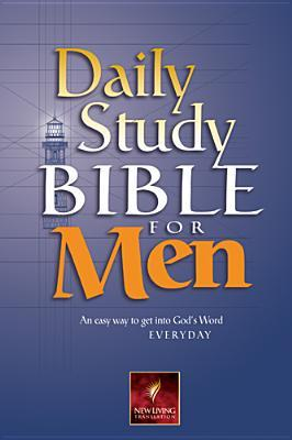 Daily Study Bible for Men-Nlt