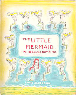 The Little Mermaid Who Could Not Sing