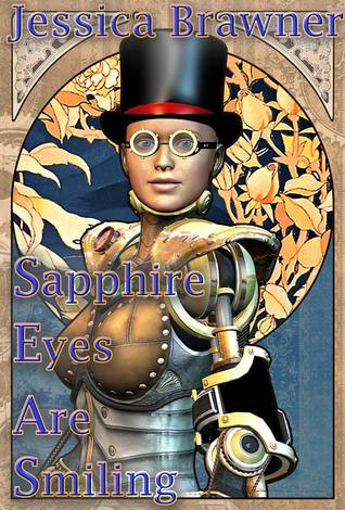 Sapphire Eyes Are Smiling