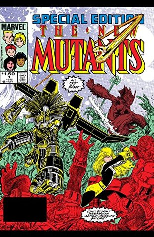 New Mutants (1983-1991) Special Edition #1