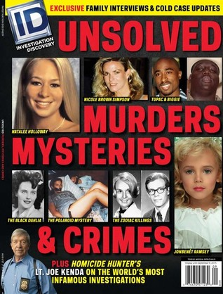 Investigation Discovery Unsolved Murders, Mysterie...
