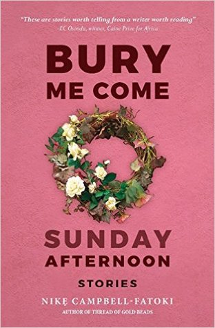 Bury Me Come Sunday Afternoon: Stories